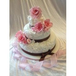 Свадебный торт Джульетта-элит: заказать, доставка