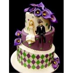 Свадебный торт Алюр: заказать, доставка