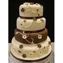 Свадебный торт Аромат шоколада: заказать, доставка