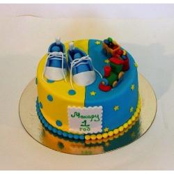 Детский торт Укропчик