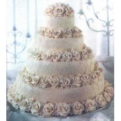 Свадебный торт Ангельский: заказать, доставка