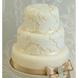 Свадебный торт Брызги шампанского: заказать, доставка