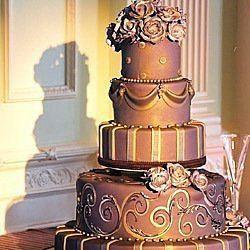 Свадебный торт Роскошь свадьбы: заказать, доставка
