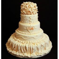Свадебный торт Тициан: заказать, доставка