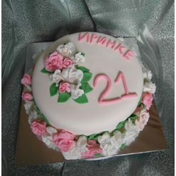 Торт на заказ 21