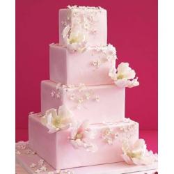 Свадебный торт 25: заказать, доставка