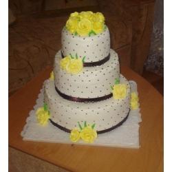 Свадебный торт Венеция: заказать, доставка