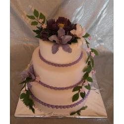 Свадебный торт Сказочный остров: заказать, доставка