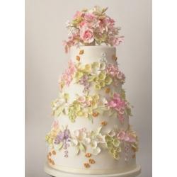 Свадебный торт Весенняя встреча: заказать, доставка
