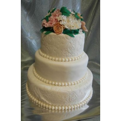 Свадебный торт Стефания: заказать, доставка
