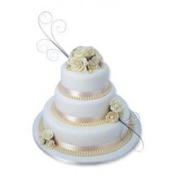 Свадебный торт Тайна королей: заказать, доставка
