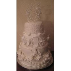 Свадебный торт Полет счастья: заказать, доставка