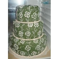Свадебный торт Вальс Цветов: заказать, доставка