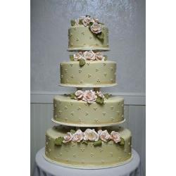 Свадебный торт Ребекка: заказать, доставка
