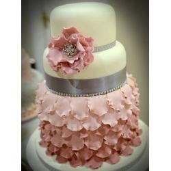 Свадебный торт Мон Шери: заказать, доставка