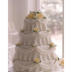 Свадебный торт Водопад любви: заказать, доставка