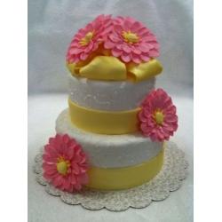 Свадебный торт Свадебная гербера: заказать, доставка