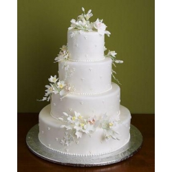 Свадебный торт Невинность невесты: заказать, доставка