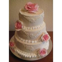Свадебный торт Карелия: заказать, доставка