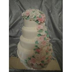 Свадебный торт Доротея: заказать, доставка