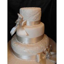Свадебный торт Атлас: заказать, доставка
