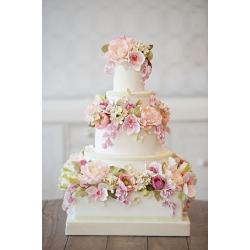 Свадебный торт Элизабет: заказать, доставка