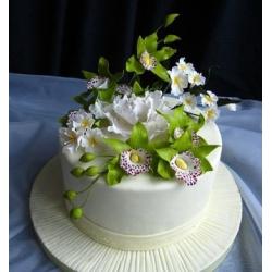 Свадебный торт Утренняя свежесть: заказать, доставка