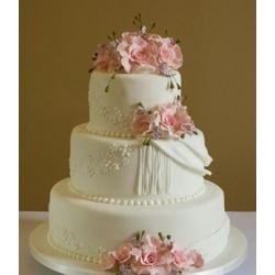 Свадебный торт Камилла: заказать, доставка