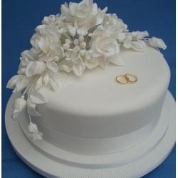 Свадебный торт Фелиция: заказать, доставка