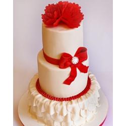Свадебный торт Симпатия: заказать, доставка