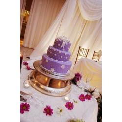 Свадебный торт Лиловая Заря: заказать, доставка