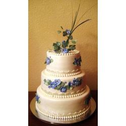 Свадебный торт Подснежник: заказать, доставка