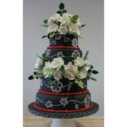 Свадебный торт Кристалл: заказать, доставка