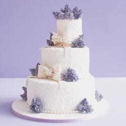Свадебный торт Сирень: заказать, доставка