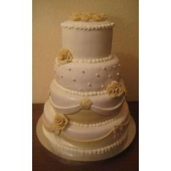 Свадебный торт Елисейские поля: заказать, доставка