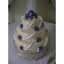 Свадебный торт Кассандра: заказать, доставка
