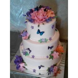 Свадебный торт Полдень в Севилье: заказать, доставка