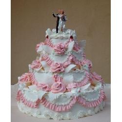 Свадебный торт Миранда: заказать, доставка