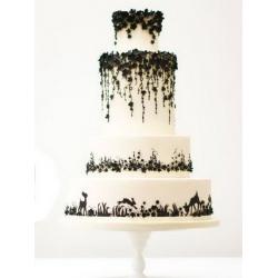 Свадебный торт Мона Лиза: заказать, доставка