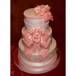 Свадебный торт Изабель: заказать, доставка