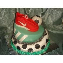 Торт на заказ Спорт