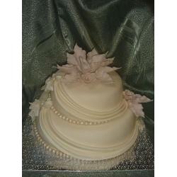 Свадебный торт Прекрасная ночь: заказать, доставка