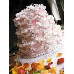 Свадебный торт Вернисаж: заказать, доставка