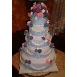 Свадебный торт Тропикана: заказать, доставка