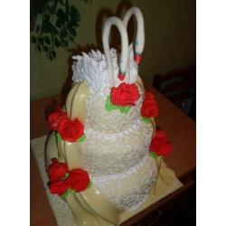 Свадебный торт Клавдия: заказать, доставка