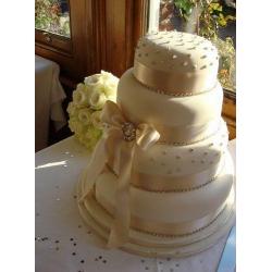 Свадебный торт Мариэтта: заказать, доставка