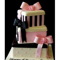Свадебный торт Презент: заказать, доставка