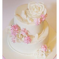 Свадебный торт Сад Венеры: заказать, доставка