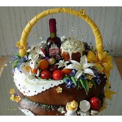 Торт на заказ Пасхальный