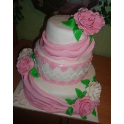 Свадебный торт Восточные сказки: заказать, доставка